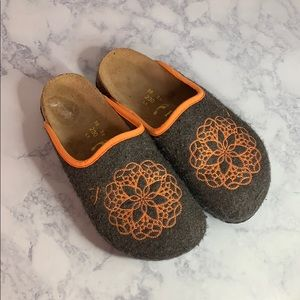Papillio by Birkenstock clogs